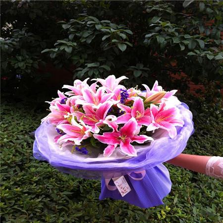 鲜花做微信头像